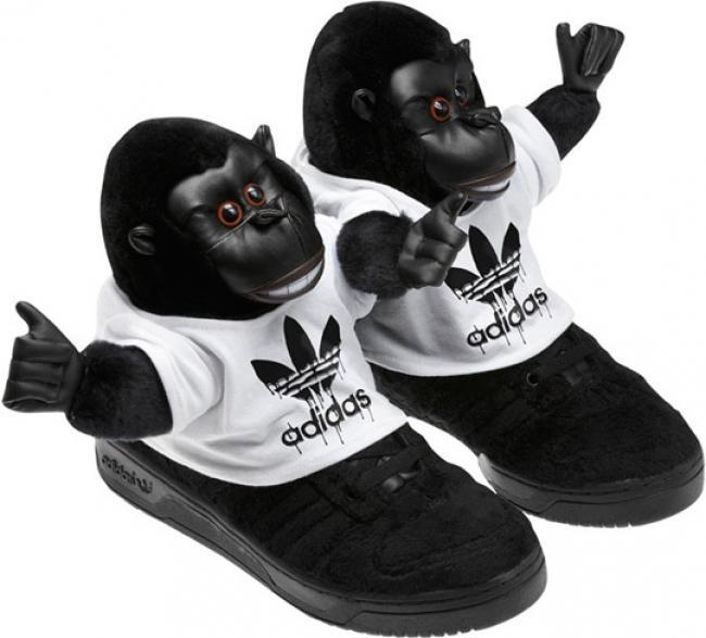 chaussure adidas singe