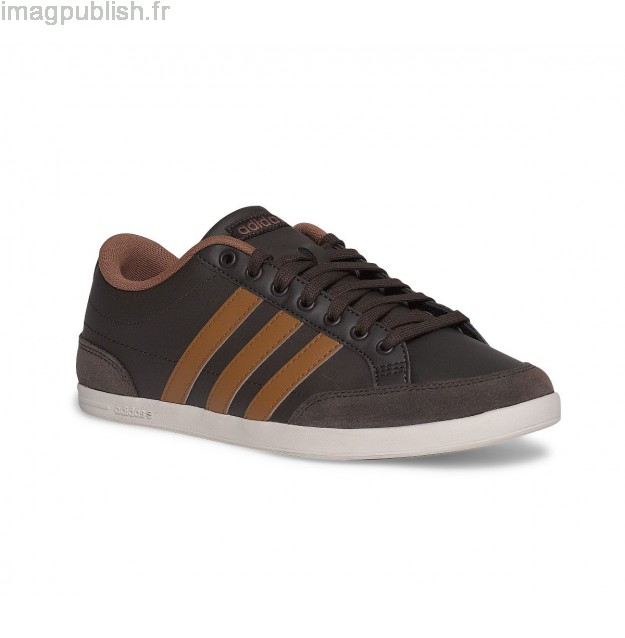 chaussures adidas homme marron