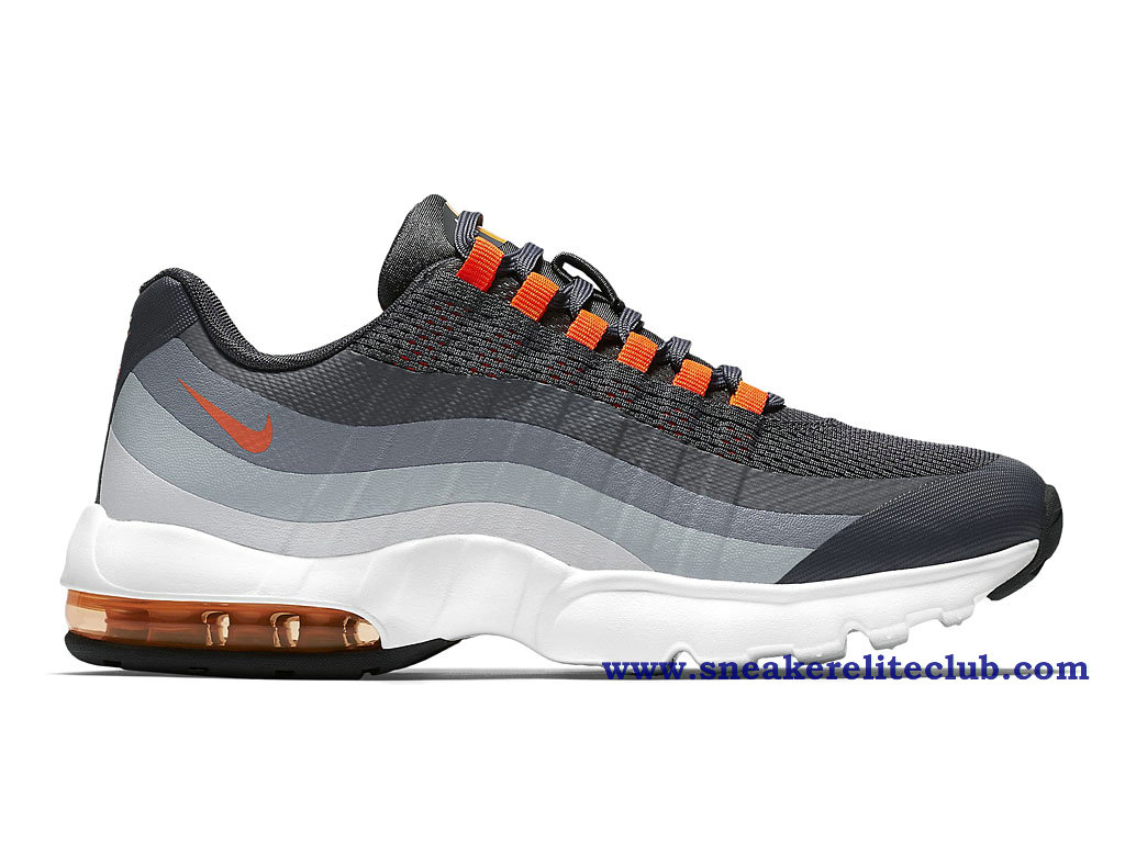 air max 95 gris et orange