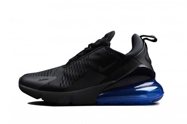 270 air max bleu et noir