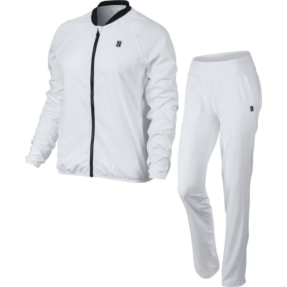 jogging blanc nike femme