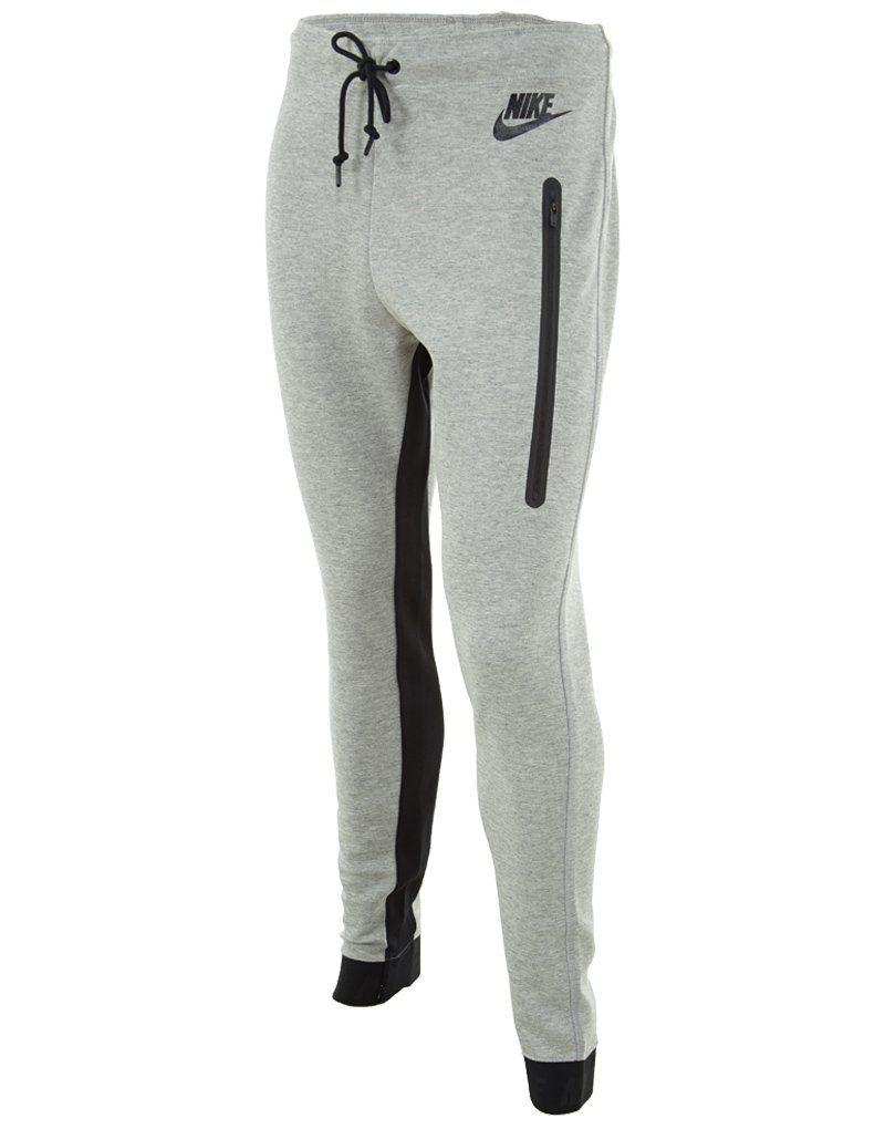 jogging nike femme gris