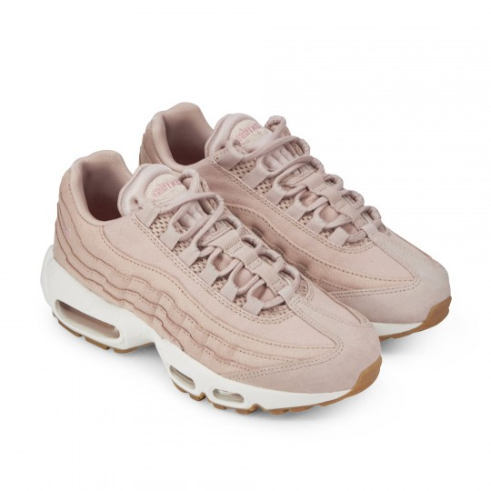nike rose pale air max 95