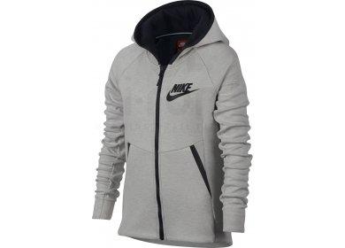 nike tech fleece hoodie femme